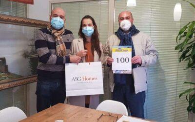 Residencial ARGOS I, firma número 100 en Notaría